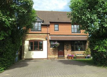 Thumbnail 4 bed detached house for sale in Foxglove Close, Winkfield Row, Berkshire