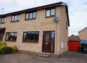 Thumbnail 3 bed semi-detached house for sale in Oaken Wood Road, Thorpe Hesley, Rotherham