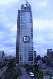 Thumbnail 2 bed flat for sale in Stratford Central, Stratford, London