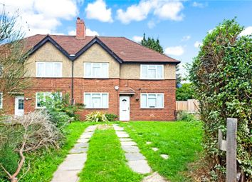 Thumbnail 3 bed maisonette for sale in Campfield Road, Eltham, London