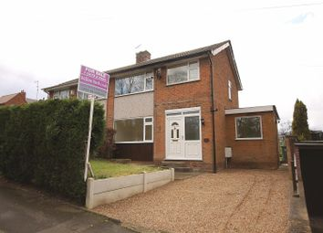 Thumbnail 3 bed semi-detached house for sale in Boythorpe Road, Boythorpe, Chesterfield