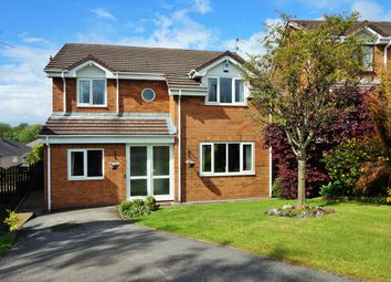 Thumbnail 5 bed detached house for sale in Alderley Heights, Lancaster