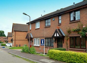Thumbnail 2 bedroom terraced house for sale in Fontwell Drive, Bletchley, Milton Keynes