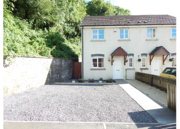 Thumbnail 3 bed semi-detached house to rent in Llwyn Melin, Abergavenny