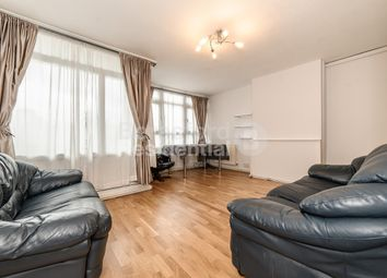 Thumbnail 3 bed flat to rent in St. James's Crescent, London