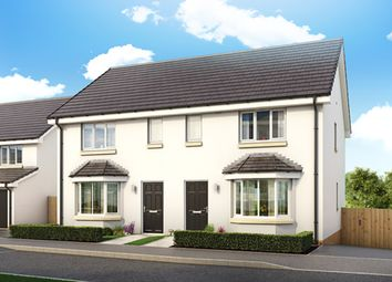 "3 bed semi-detached house for sale in ""The Buchanan"" at Torbeith Gardens, Hill Of Beath, Cowdenbeath KY4"