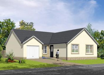 Thumbnail 3 bed detached bungalow for sale in The Roxburgh, Plot 110, Hayfield Brae, Methven, Perth
