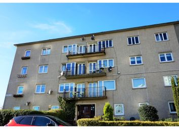 Thumbnail 3 bed flat for sale in 3 Mossview Quadrant, Glasgow