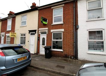 Thumbnail 2 bed terraced house to rent in Bradley Street, Ipswich