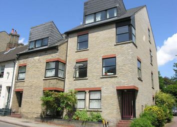Thumbnail 2 bed flat to rent in The Terrace, St. Peters Street, Cambridge