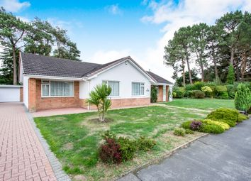 Thumbnail 3 bed detached bungalow for sale in Ellesfield Drive, West Parley, Ferndown