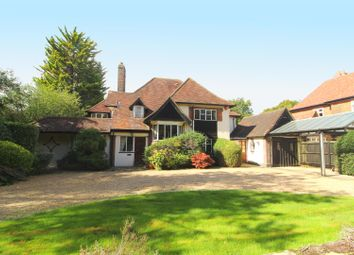 Thumbnail 5 bed detached house for sale in Hadley Green West, Barnet