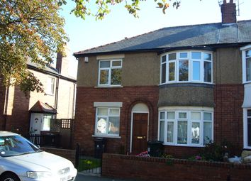 Thumbnail 1 bed flat to rent in Closefield Grove, Whitley Bay