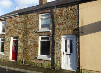 Thumbnail 2 bed cottage for sale in Victoria Buildings, Coytrahen, Bridgend.