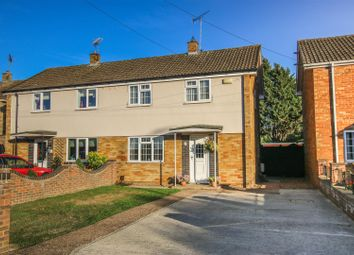 Thumbnail 2 bed semi-detached house for sale in Weedon Road, Aylesbury