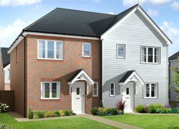 Thumbnail 3 bed semi-detached house for sale in Station Road, East Preston, West Sussex