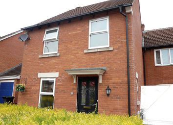 Thumbnail 3 bed end terrace house for sale in Longridge Way, Weston-Super-Mare