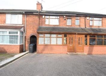 Thumbnail 3 bed terraced house for sale in Shaw Hill Road, Saltley, Birmingham