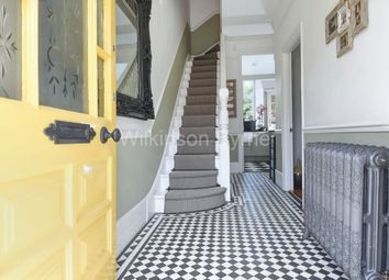 Thumbnail 3 bed terraced house for sale in Melbourne Avenue, Bowes Park, London
