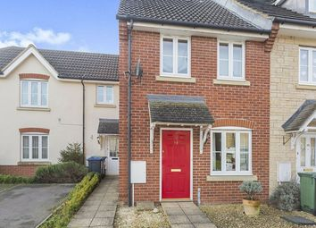 Thumbnail 2 bed terraced house for sale in King Edward Close, Calne