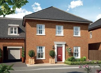 Thumbnail 4 bed link-detached house for sale in St James' Park, Cam Drive, Ely, Cambridgeshire