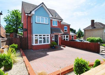 Thumbnail 4 bed detached house for sale in Upper Deacon Road, Southampton