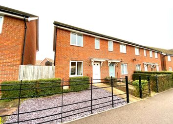 Thumbnail 2 bed end terrace house for sale in Sterling Way, Upper Cambourne, Cambridge
