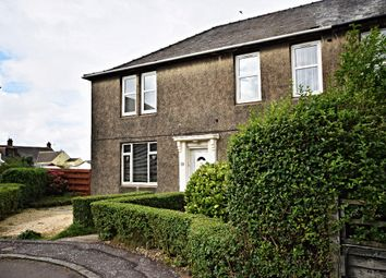 Thumbnail 2 bed flat for sale in Woodfield Crescent, Ayr