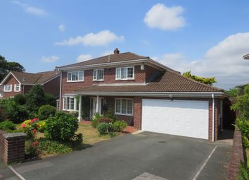 Thumbnail 4 bed detached house for sale in Caradon Close, Derriford, Plymouth