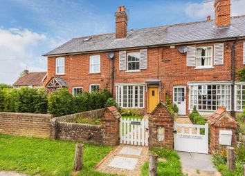 Thumbnail 3 bed terraced house for sale in The Green, Dunsfold, Godalming