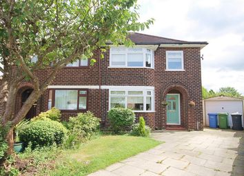 Thumbnail 3 bed semi-detached house for sale in Birch Grove, Paddington, Warrington