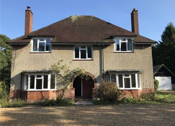 Thumbnail 5 bed detached house to rent in Stopples Lane, Hordle, Lymington