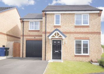 Thumbnail 3 bed detached house for sale in Maplewood Drive, Normanby, Middlesbrough
