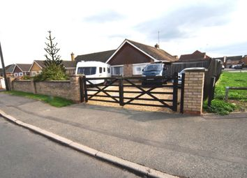 Thumbnail 4 bed detached bungalow for sale in Blackmill Road, Chatteris, Cambridgeshire