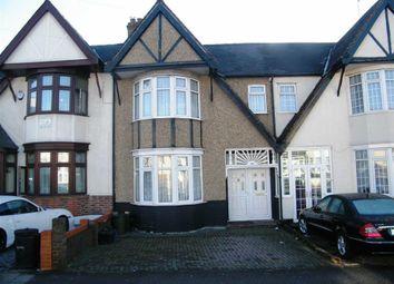 Thumbnail 3 bedroom terraced house to rent in Redbridge Lane, Ilford, Barking, Redbridge, London