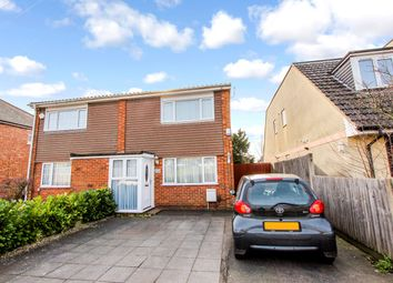 Thumbnail 3 bed semi-detached house for sale in Laundry Road, Coxford, Southampton