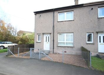 Thumbnail 2 bed end terrace house for sale in 75 Kirkburn Drive, Cardenden, Lochgelly, Fife