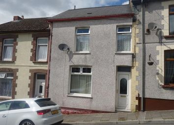 Thumbnail 3 bed terraced house for sale in Llanwonno Road, Stanleytown