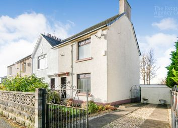Thumbnail 3 bed end terrace house for sale in Bellahouston Drive, Glasgow
