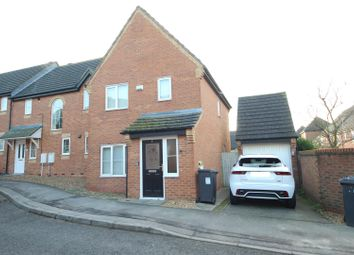 Thumbnail 3 bed end terrace house for sale in Peregrine Street, Hampton Vale, Peterborough