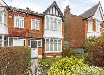 Thumbnail 4 bed semi-detached house for sale in Madrid Road, Barnes