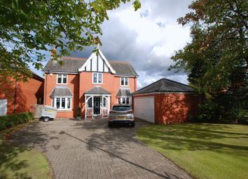 Thumbnail 5 bed detached house for sale in Brackenfield Road, Gosforth, Newcastle Upon Tyne
