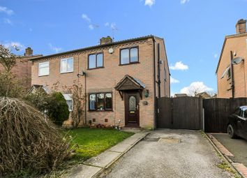 3 bed semi-detached house for sale in 197 Polperro Way, Nottingham NG15