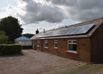 Thumbnail 3 bed cottage for sale in Meadow View Cottage, Low Road, Hightae, Lochmaben