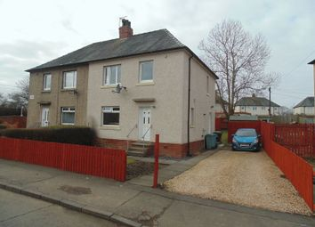 Thumbnail 3 bed semi-detached house for sale in Heathery Road, Wishaw