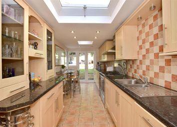 Thumbnail 3 bed semi-detached house for sale in Bankfields, Headcorn, Ashford, Kent