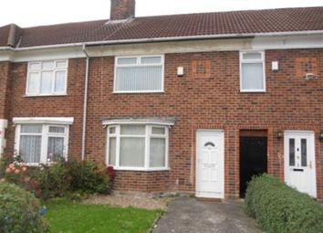 Thumbnail 3 bed terraced house to rent in Ackers Hall Ave, 3 Bed Ter