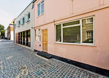 Thumbnail 2 bed mews house for sale in Elizabeth Mews, London