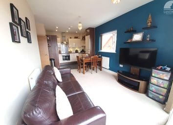 Thumbnail 2 bed flat for sale in Shaw Close, Staines