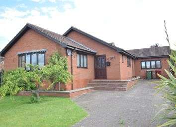Thumbnail 4 bed detached bungalow for sale in Lindsey Drive, Crowle, Scunthorpe